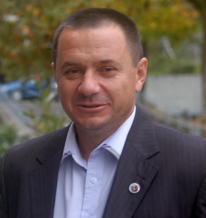 ROU_MINA Florin WKF Europen Vice president