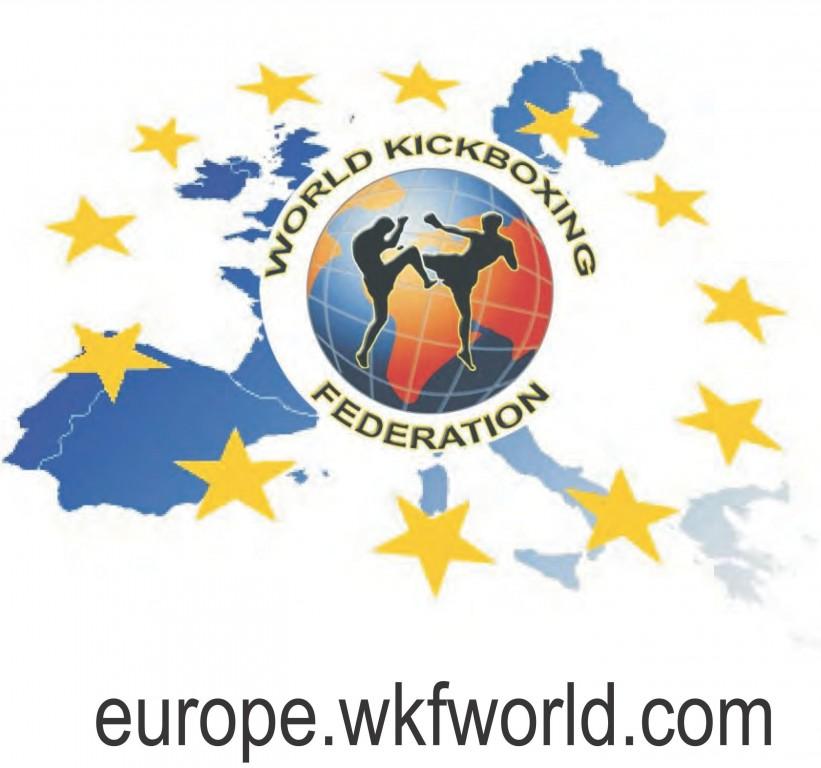 WKF EUROPE logo