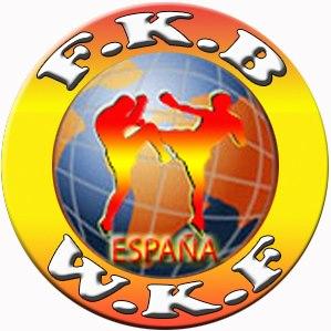WKF SPAIN Logo