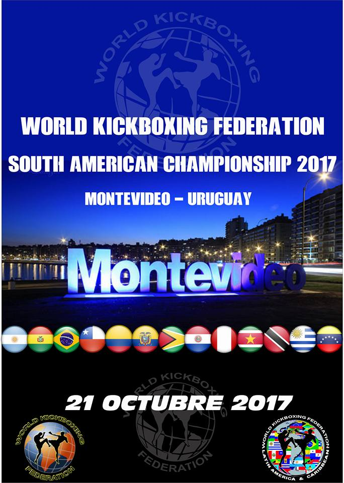 2017.10.21 South American Championships, Montevideo